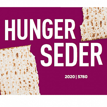 Mazon Hunger Seder 2020