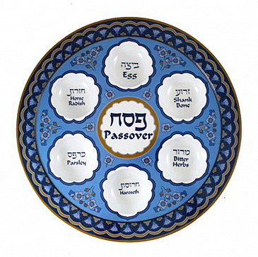 The Fischthal's Passover Haggadah