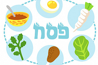 A Seder For Young Children