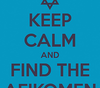 Where's the Afikomen?