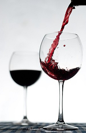 The Second Glass of Wine