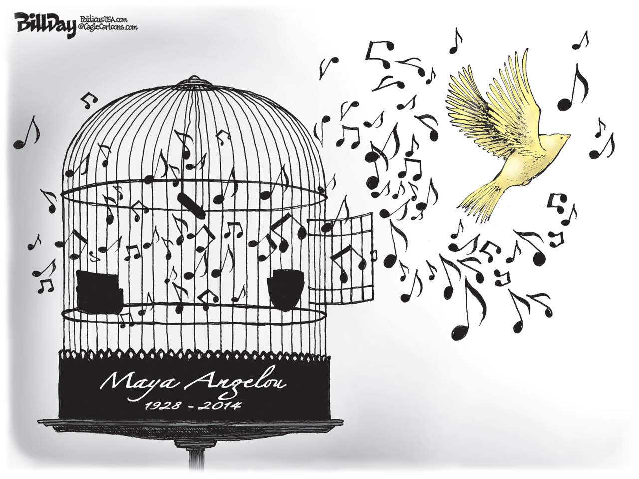 I Know Why The Caged Bird Sings Make Your Own Passover Haggadah