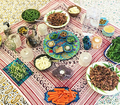 The Interfaith-Humanist-Vegan Seder