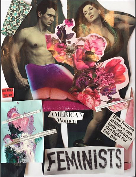 Rape Culture Collage