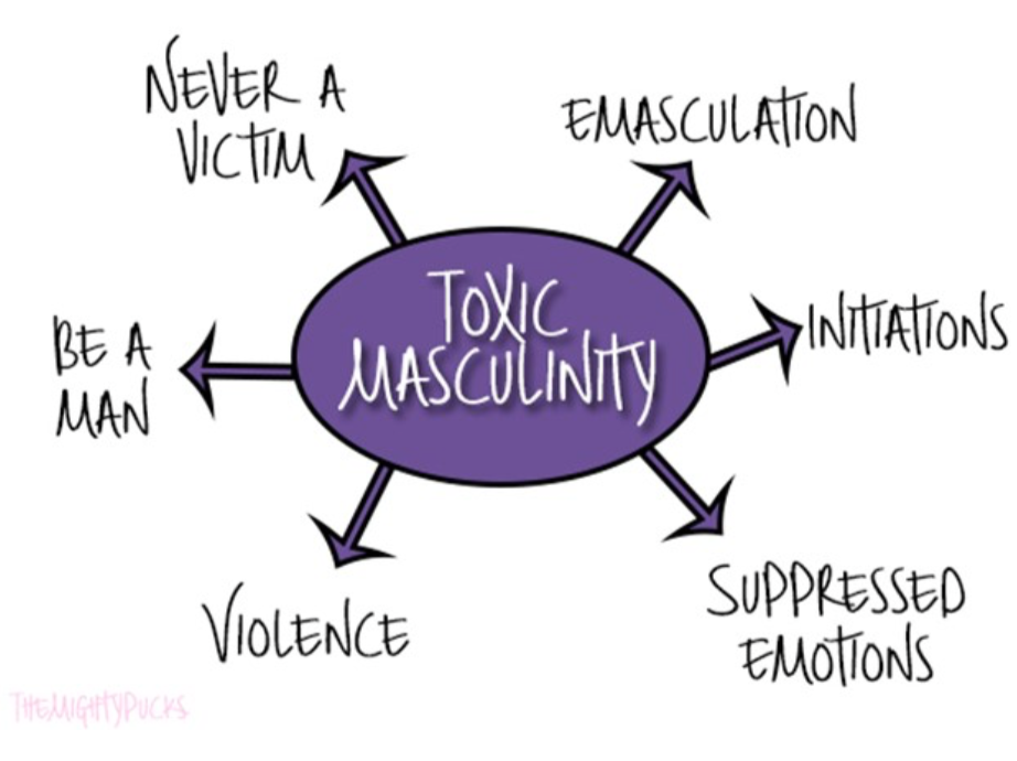 toxic masculinity diagram make your own passover. Black Bedroom Furniture Sets. Home Design Ideas