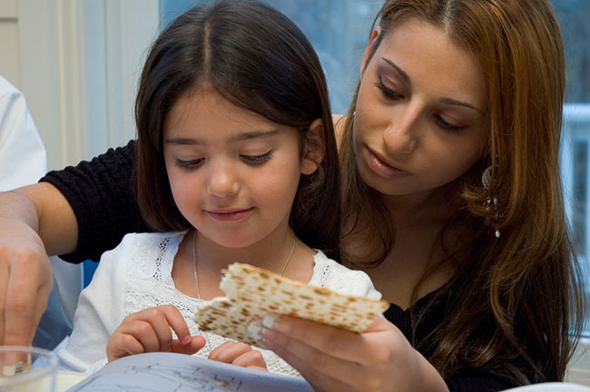 Passover Themes Meaningful to Interfaith Families