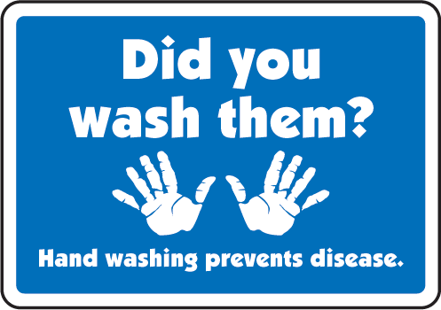 Wash Your Hands !