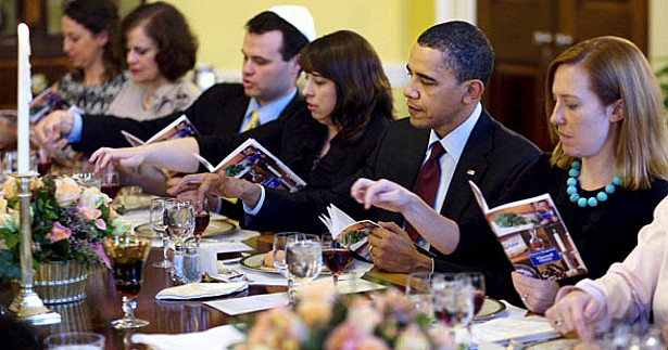 A Passover Message from President Obama