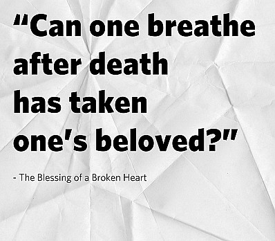 Can one breathe after death...