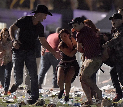 Las Vegas Route 91 Harvest Music Festival Shooting - 58 dead, 851 injured