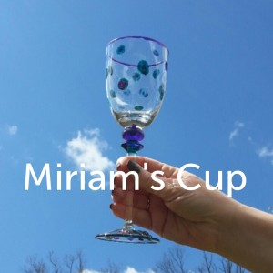 Miriam and Elijah – Two Cups for Your Seder