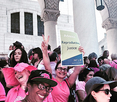Advance Reproductive Justice Rally