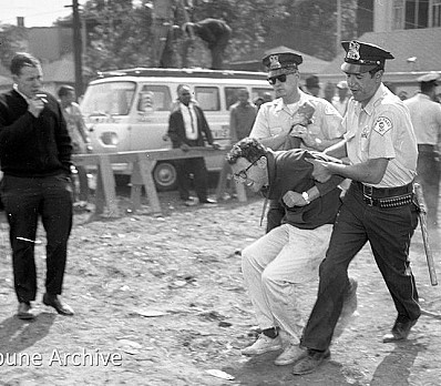 Bernie Sanders and Civil Rights