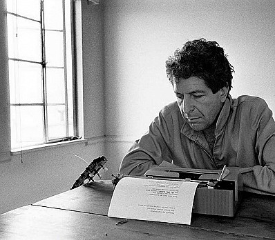 """Born in Chains"" by Leonard Cohen"