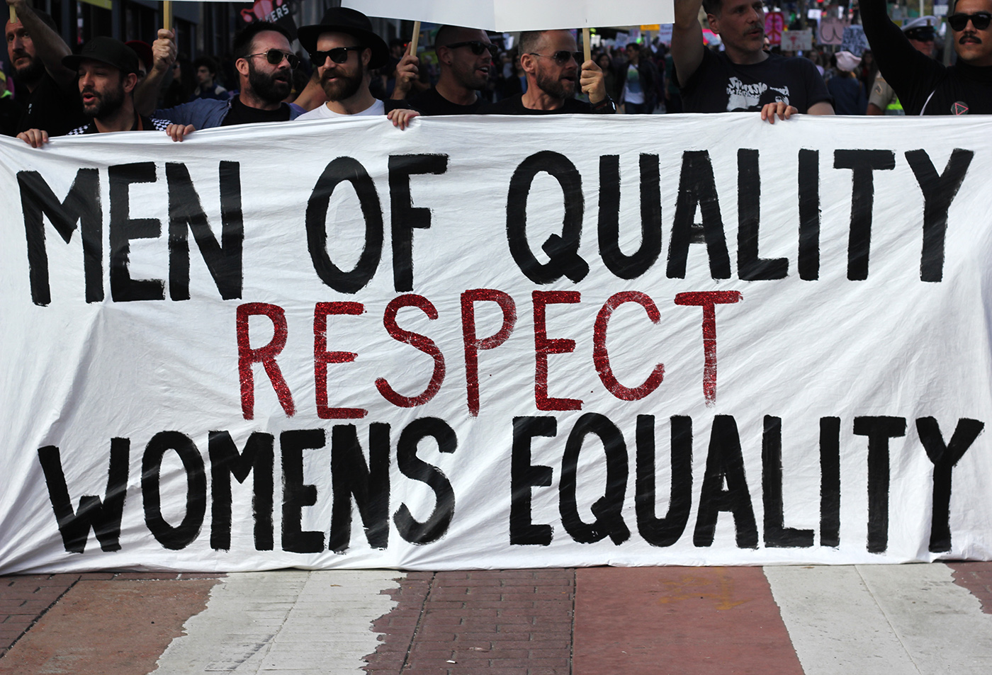 Men of Quality Respect...
