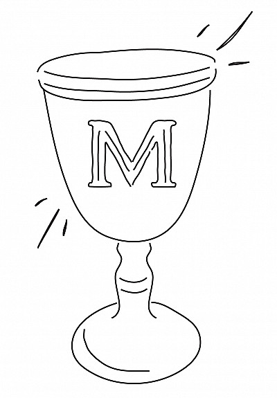 Miriam's Cup Coloring Page