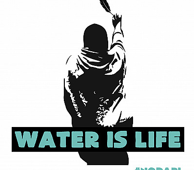Water is Life - No DAPL