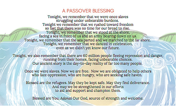 A Passover Blessing