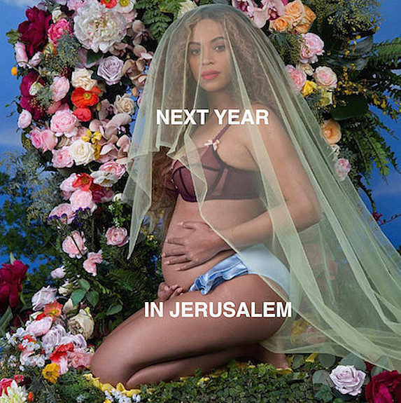 Beyonceder - Next Year in Jerusalem