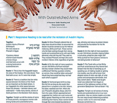 With Outstretched Arms Part 1