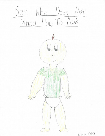 The Child Who Does Not Know How To Ask