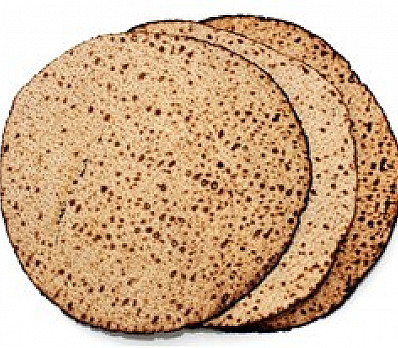 The Three Pieces of Matzoh