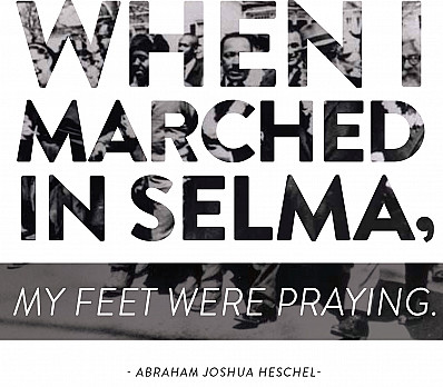 Heschel on Selma
