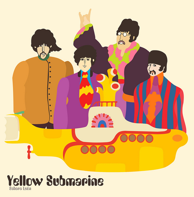 Four Questions: Yellow Submarine