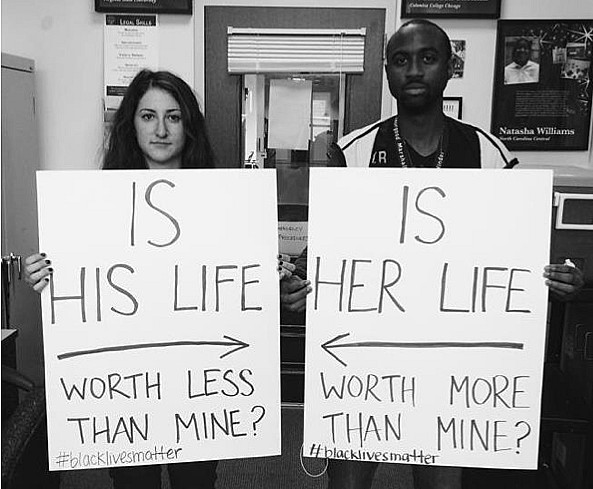 Is His Life Worth Less Than Mine?