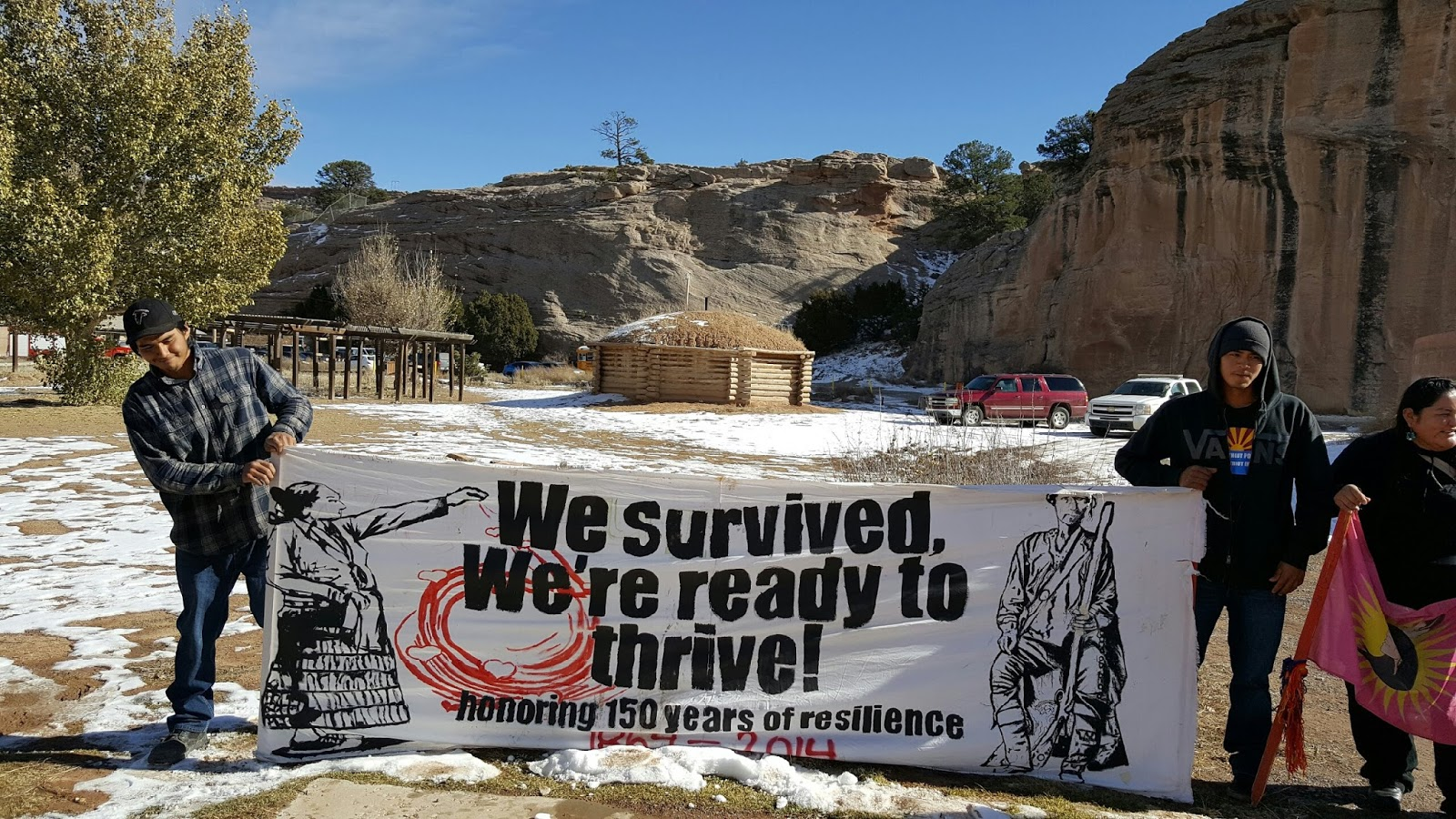 Navajo Nation Resistance