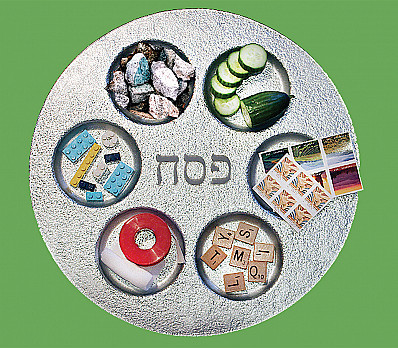 A Seder Plate For Today's World