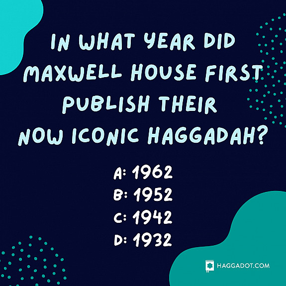 Maxwell House Publication Date