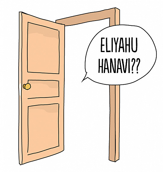 Opening the Door for Elijah