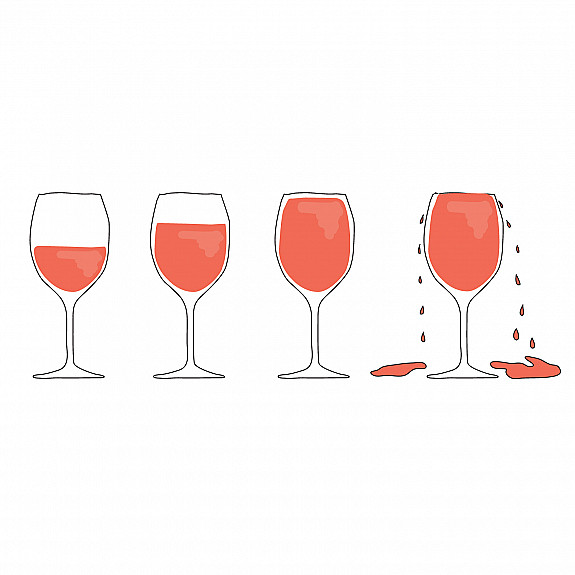 Four Cups of Wine