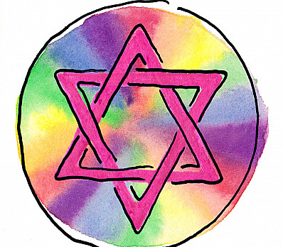 Inclusion Star of David
