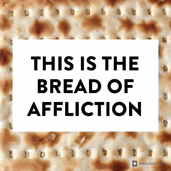 Bread of Affliction