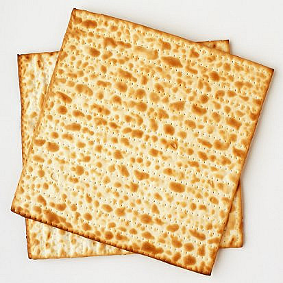 Eating the Matzah